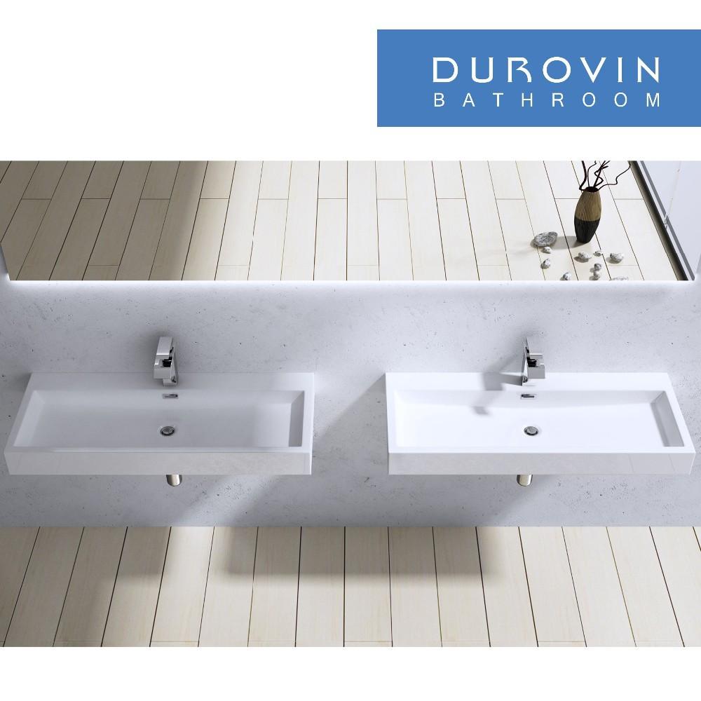 Rectangular Wash Basin Wall-hung Sink - Buy Factory Price Wash Basin ...