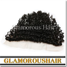 "Hot selling 13""x4"" virgin indian lace closure quick opening closure"