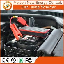 Melsen new design emergency mobile battery car jump starter 12v 450g charge
