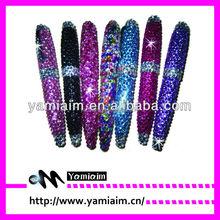 Promotional Re-fillable diamond pen bling pen