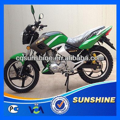 最新のホイールをスポーク2013200ccのオートバイ( sx200- rx)