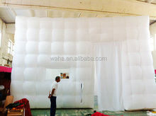 Hot sell giant inflatable house tent /inflatable cube tent