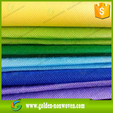 Golden Nonwoven tnt, fabric for seat cover,waterproof seat covers
