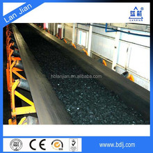 CE/SGS/ISO standard coal mine used rubber fire resistant and flame retardant conveyor belt