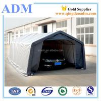 Steel frame 3X6m portable car garage canopy shelter