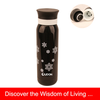 450ml Stainless Steel Sport Bottle With Screw Cap