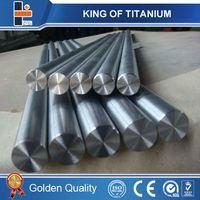 high quality titanium bar/rod price astm b348 weight of round titanium barfor sal