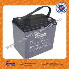 Capacity 210ah 6 volts battery Sealed Lead Acid Battery Plate battery price