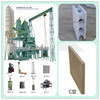 Green building friendly icf machine for load bearing system