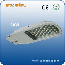RoHS Approved led led street light fitting 30W