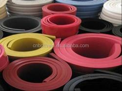 anti slip natural rubber foam rolls