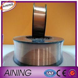 Customized Made Lowest Price CO2 Gas-shielded ER70S-6 Welding Wire