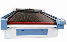 CO2 laser cutting machine fabric leather paper cutting table for sofa home textile apparel&fashion