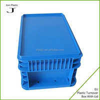 Storage case plastic plastic case with lid for electronics