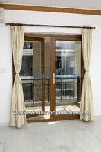 Casement double glazed aluminium window