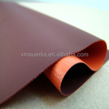 lacquered pvc durable waterproof fabric for fishing waders/ raincoats/sportswear etc