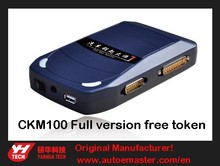 Professional car key master ckm100 mb and cas system key code machine for cars