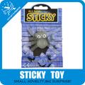 spider pegajosa de juguete de la novedad de juguete de araña de la novedad de promoción de productos