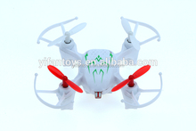 2015 New Product LS-113 2.4G 4 CH 6 Axis MINI RC Quadcopter UFO With Light