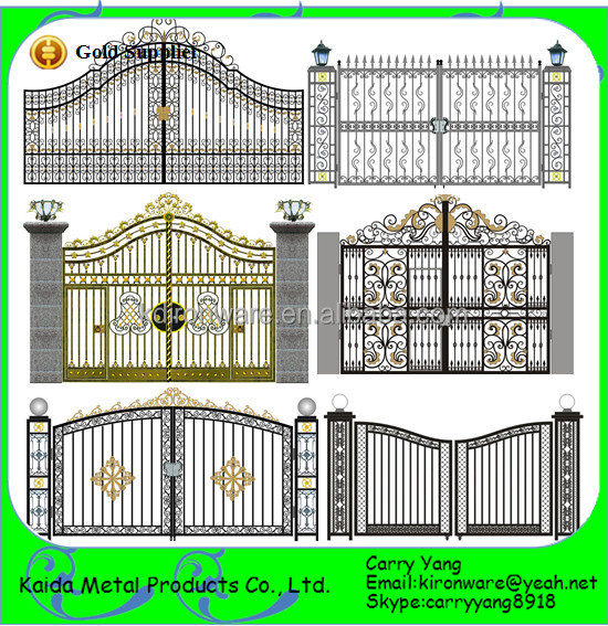Window grill design latest window designs window product on alibaba - New Wrought Iron Main Gate Designs View Gate Designs
