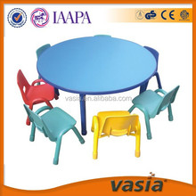 Round children table set and Chairs
