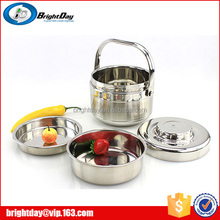 Thermal lunch box food carrier stainless steel tiffin lunch box