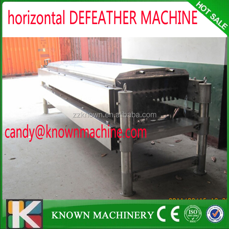 defeathering machine