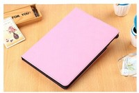 New Arrival 100% Perfect Fit Case for iPad Air 2 Leather Case with Card Holder