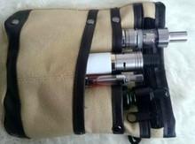 2015 newest canvas bag fit for box mod mechanical vape bag bag for ecigarette mod