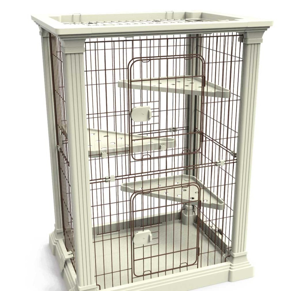 Large Cat Cages Indoor Finding The Appropriate Indoor Or