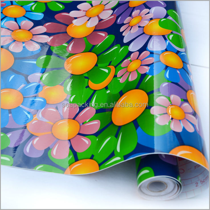 Selbstklebende Tapete Ziegel : PVC Self Adhesive Foil