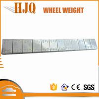 Fe adhesive wheel weights