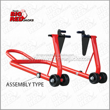 Torin BigRed 200KG Load Red color Steel Rear Wheel Motorcycle Stand