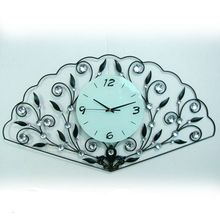 2014 Wholesale Classic design modern wall clock gifts and promotional metal wall clock