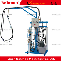 Double Glass Machine Silicone Sealant Filling Machine /Flat Insulating Glass Produce Machine