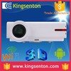 Hot Sale LED LCD screen 1080P Smart Led Home theater TV Projector Projektor Full HD Portable VideoBeamer Miniprojector