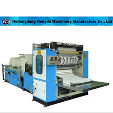 Four lines facial tissue making machine new condition simple operation with embossing four lines