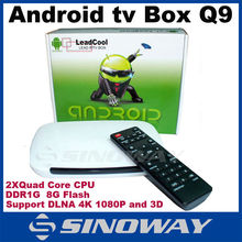 android smart tv converter box 1GB/8GB cheap price wholesale android box