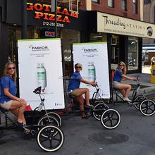 Three Wheels Bike for Advertising Promotional