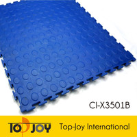 Wholesale Parking Floor Tiles Interlocking PVC Garage Floor