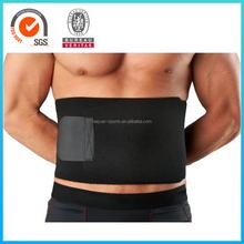 Neoprene Waist back support belt for men