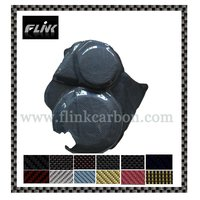 Motorcycle Carbon Fiber Clutch Cover For CBR600