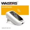 AV500 wireless powerline adapter with 2port,WiFi powerline adapter Up to 300-meter range