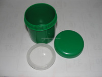 2015 New Small Plastic Containers Wholesale,2015 Cream Containers,Acrylic Lotion Bottle /jar