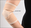 Elasticity elbow protector,elastic elbow support with soft cushion or gel