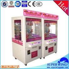 New model amusement toy vending machine plastic capsules