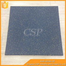 High Quality Non Smell Commercial Outdoor Recycled Rubber Floor/Residential rubber floor