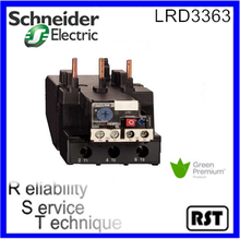 LRD3363 TeSys D Shneider telemecanique LC1D contactor thermal overload relays