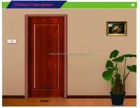 latest design wooden interior room door automatic sliding door iron gate door prices