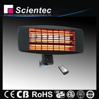 Scientec Electric Wall Mounted Infrared Quartz Heater